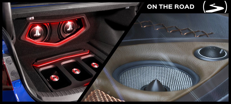creative audio car stereo car speakers subwoofers marine audio JL Audio W7 mobile